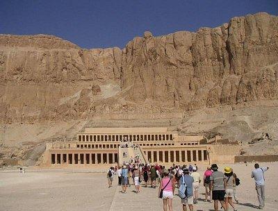 Chrám královny Hatšepsut (nahrál: admin)