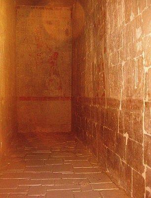 Postranní komora v chrámu královny Hatšepsut (nahrál: admin)