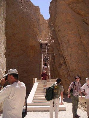 Hrobka faraona Tausert&Setnakht (nahrál: admin)