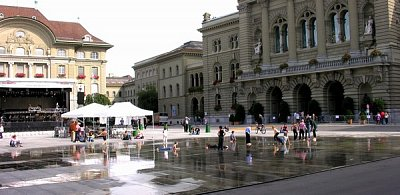 Bundesplatz  (nahrál: ryba)