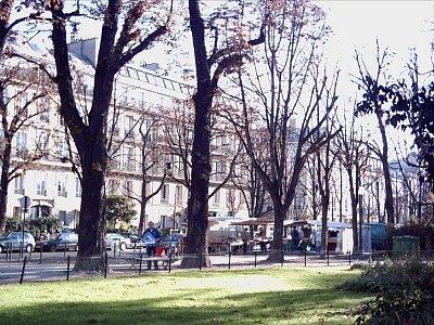 ulice Champs Elysée (nahrál: slávka)
