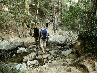 Caledonian Trail - pohoří Troodos (nahrál: vsv)