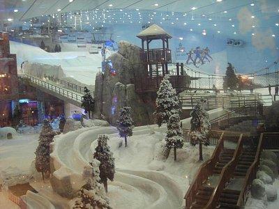 Ski Dubai (nahrál: Pavlinka007)