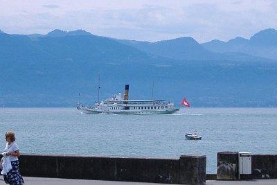 Loď do Montreux (nahrál: Máca)