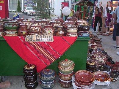 Bulharská keramika (nahrál: Mira)
