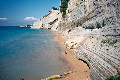 Korfu - Peroulades (nahrál: Libor)