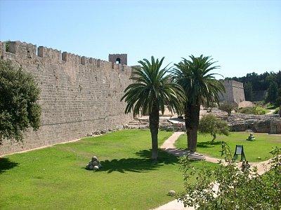 staré město Rhodos - ...opravdu zážitek...