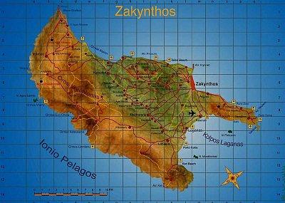 Ostrov Zakyntos (nahrál: Clea999)