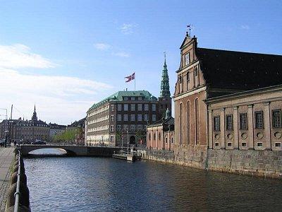 palác Borsen, nejkrásnější stavba Kodaně (nahrál: admin)