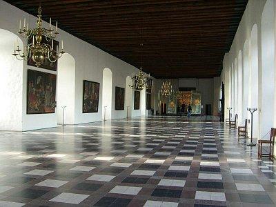 dlouhý sál, Kronborg (nahrál: admin)