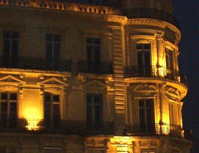 noční procházka Montpellier (nahrál: admin)