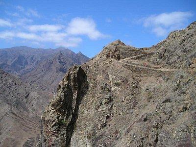 cesta do údolí Aranhas (nahrál: Vladimír Ludvík)