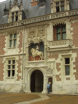 Zámek Blois 2 (nahrál: admin)
