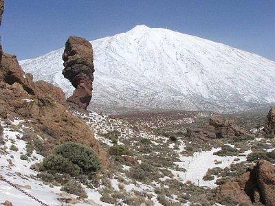 Sníh na Teide (nahrál: Kateřina Chamoutová)
