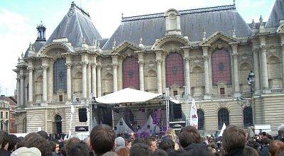 Konají se zde i koncerty (nahrál: admin)