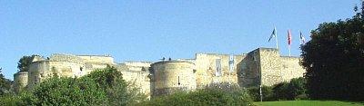 Hrad v Caen (nahrál: admin)