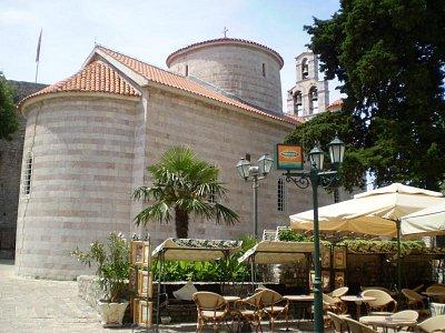 Budva, Stari Grad (nahrál: admin)