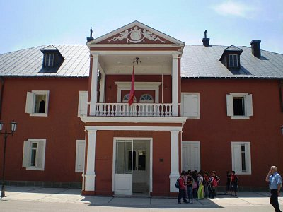 Ruská ambasáda v Cetinji (nahrál: admin)