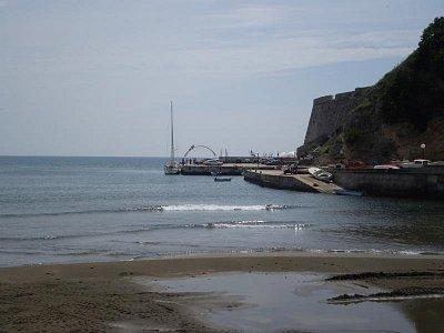 moře v Ulcinj (nahrál: admin)