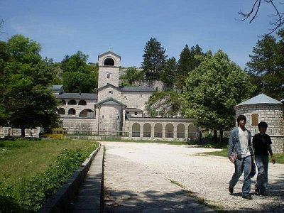 Cetinje, klášter (nahrál: admin)