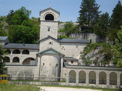 klášter v Cetinje (nahrál: admin)