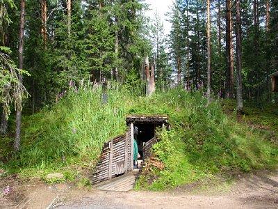 Klubovna - místo setkání Finů (nahrál: admin)