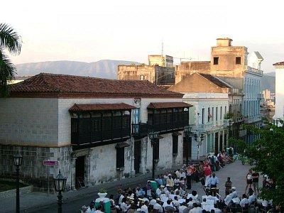 Santiago de Cuba: Parque de Cespédés  (nahrál: admin)