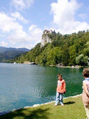 Bledský hrad - nad Bledským jezerem (nahrál: Slávek)