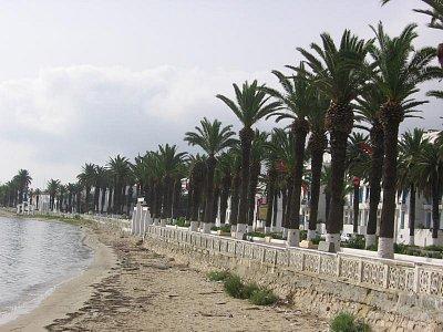 pobřeží v centru Bizerty (nahrál: dagbul)