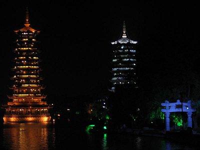 Guilin - noční pohled 1 (nahrál: admin)