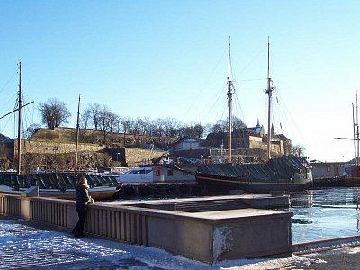 Oslo: Loď Ida Marie (nahrál: admin)