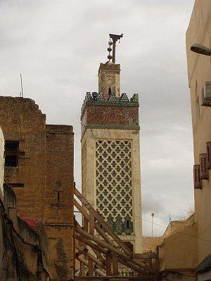 Minaret ve Fesu (nahrál: Lenka Schröpferová)