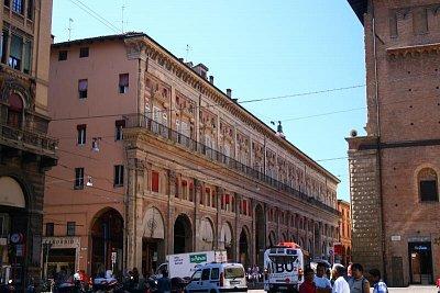 ulice Bologně (nahrál: admin)
