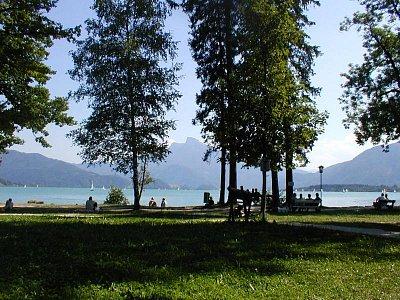 Park u Mondsee (nahrál: Slávek)