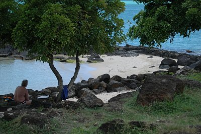 Pláž - sever (nahrál: emiliana)