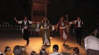 řecký večer (nahrál: Pájuška1)