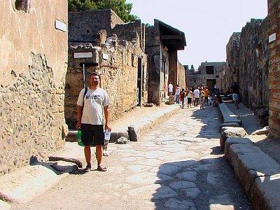 Ulička v Pompejích (nahrál: kotoule)