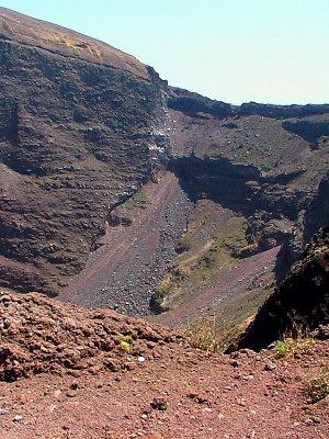 Kráter Vesuvu (nahrál: kotoule)