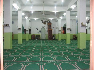 Mešita uvnitř (nahrál: dagbul)