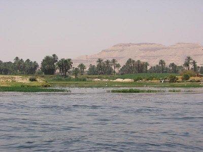 pobřeží Nilu (nahrál: dagbul)