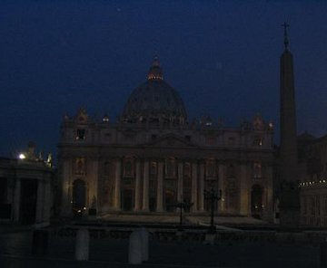 Itálie 2005