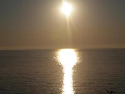 El Hana Beach - Sousse - Východ Slunce (nahrál: Kachnič)
