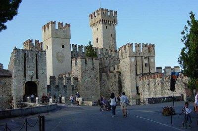 hrad v sirmione