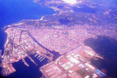Manila - pohled z letadla (nahrál: admin)