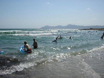 Son Baulo - Pláž 5 minut od hotelu Vista Park (nahrál: Nervak)