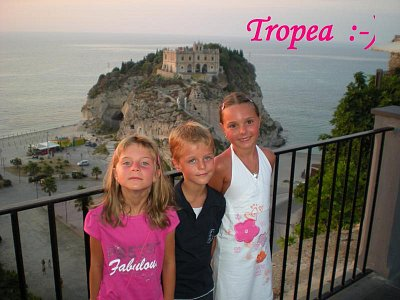 Calabria - Tropea (nahrál: Saša)