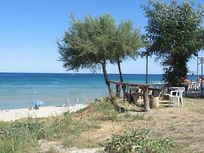 Sarti beach (nahrál: Pierrette)