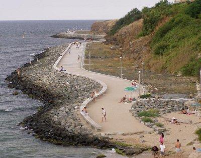pobřeží (nahrál: gajda karel)