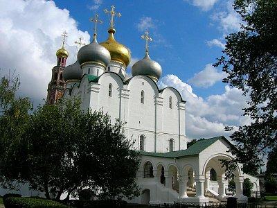 Novoděvičí klášter (nahrál: admin)