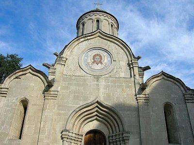Andronikův klášter - detailnější záběr (nahrál: admin)